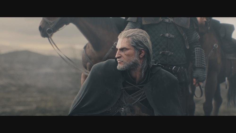 ゲラルト - Witcher 3