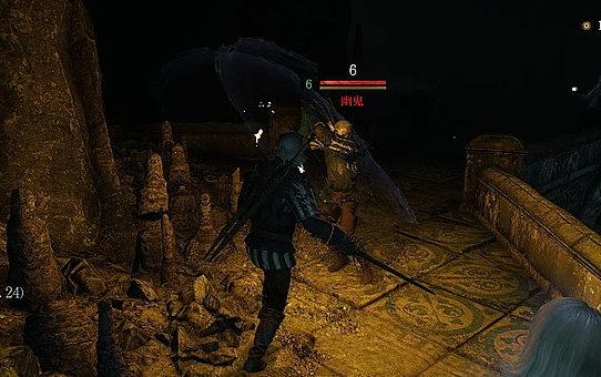 ゲラルトと戦うゲラルト - Witcher 3