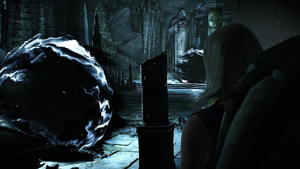 ワイルドハントの「白き霜」 - Witcher 3
