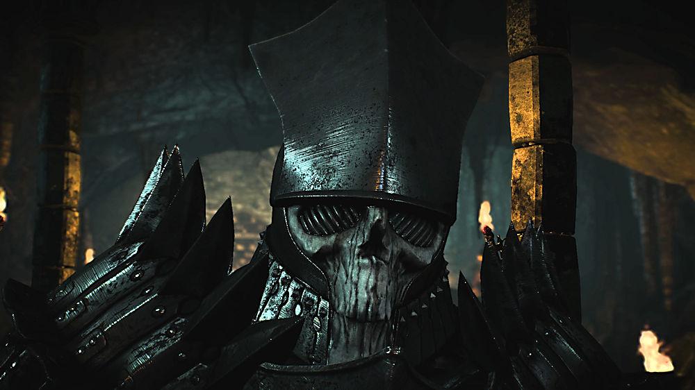 ゲラルト達を待ち受けるワイルドハント - Witcher 3