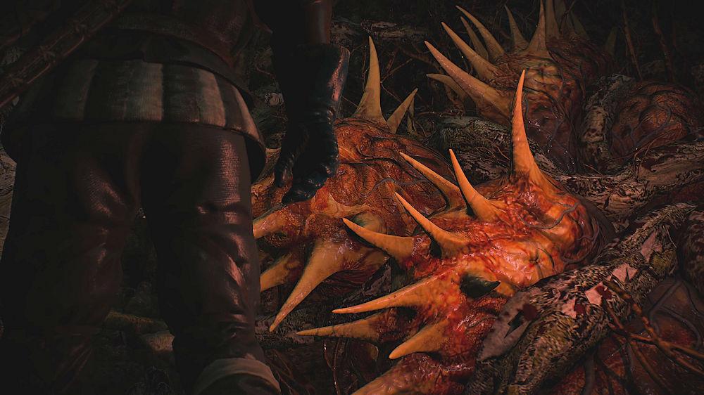 「囁きの丘」の声の主 - Witcher 3